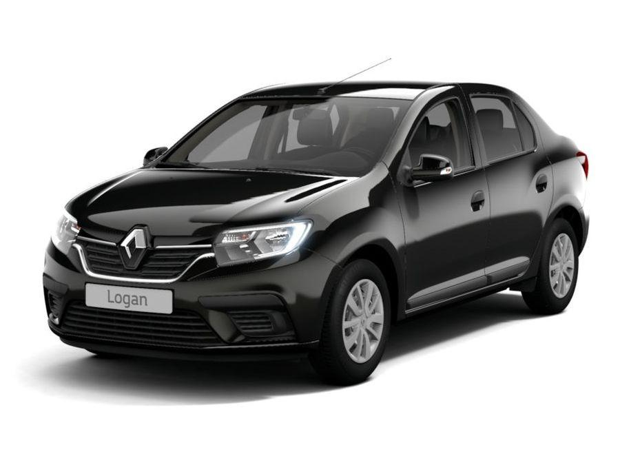 Renault Logan Sedan 2018 - по н.в.